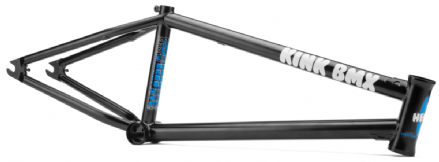 Kink Williams Frame - ED Black 21.25""